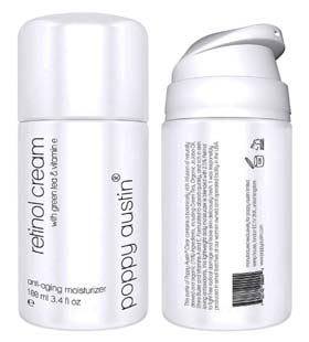 wrinkle cream retinol poppy-austin