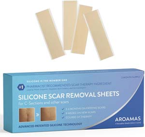 scar removal treatment aroamas-sheets