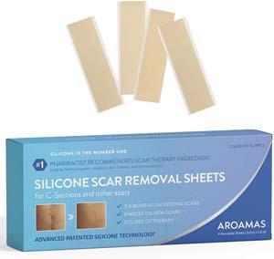 scar removal treatment aroamas-sheets