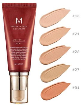 best bb cream-missha